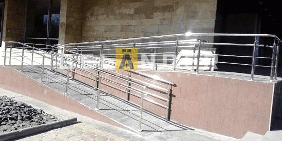 Требования и нормы к ограждениям пандусов ограждений лестниц промсервис