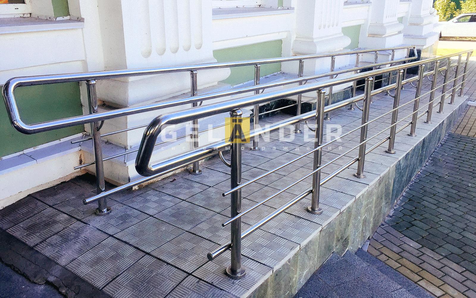 Уход за перилами и ограждениями из нержавеющей стали ограждений лестниц промсервис