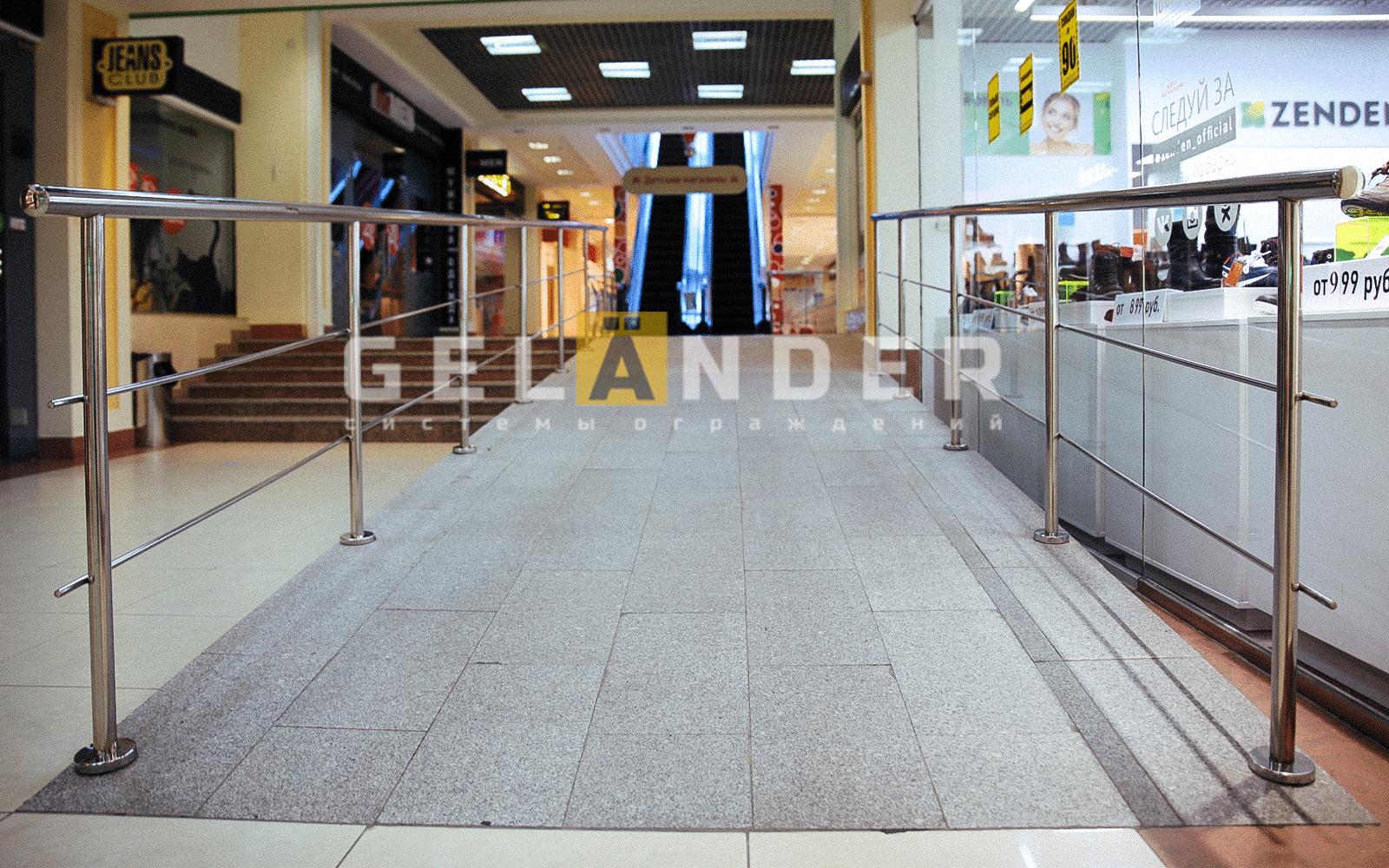 ТМК; МегаГринн г.Орёл ограждений лестниц промсервис