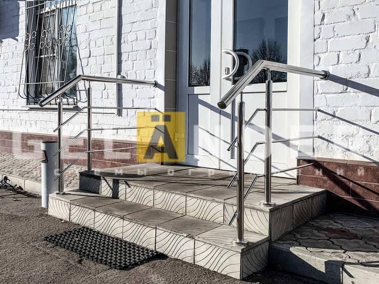 АО «Агрофирма Мценская», Мценский р-н Орловской области; ограждений лестниц промсервис
