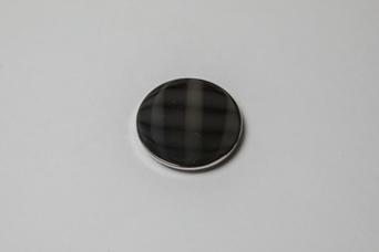 Заглушка забивная 42,4мм, зеркальная. ограждений лестниц промсервис